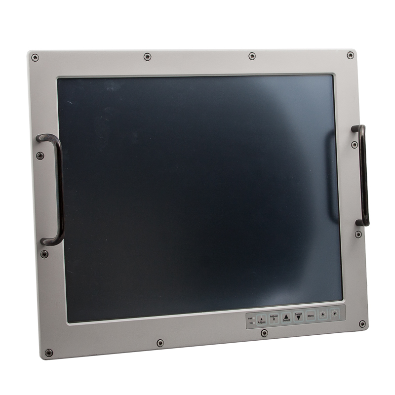 19 inch SXGA rugged military display